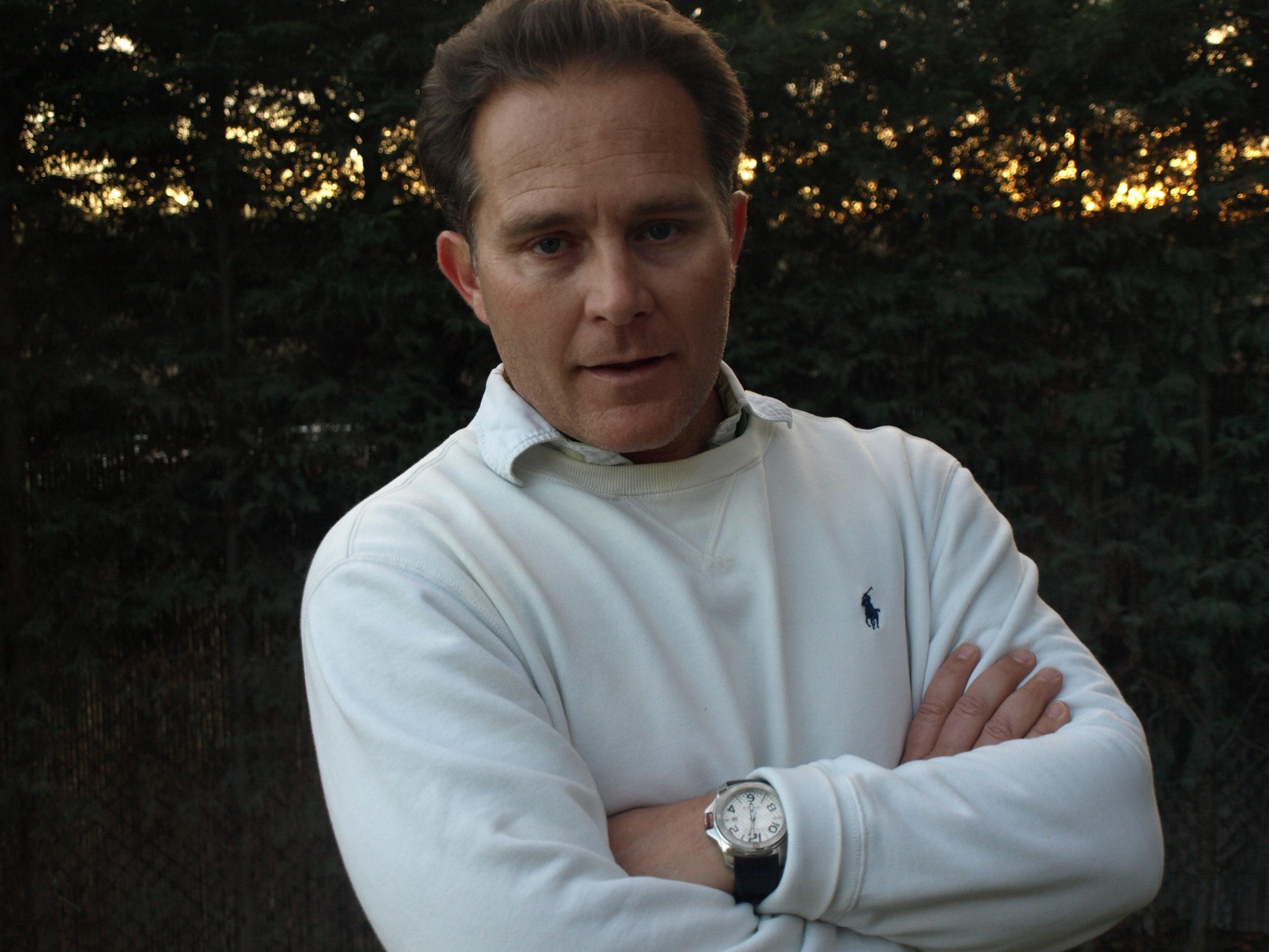 Sergio del Corral (Director técnico, jinete profesional, técnico deportivo y profesor de salto)